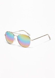 Old Navy Classic Aviator Sunglasses for Women