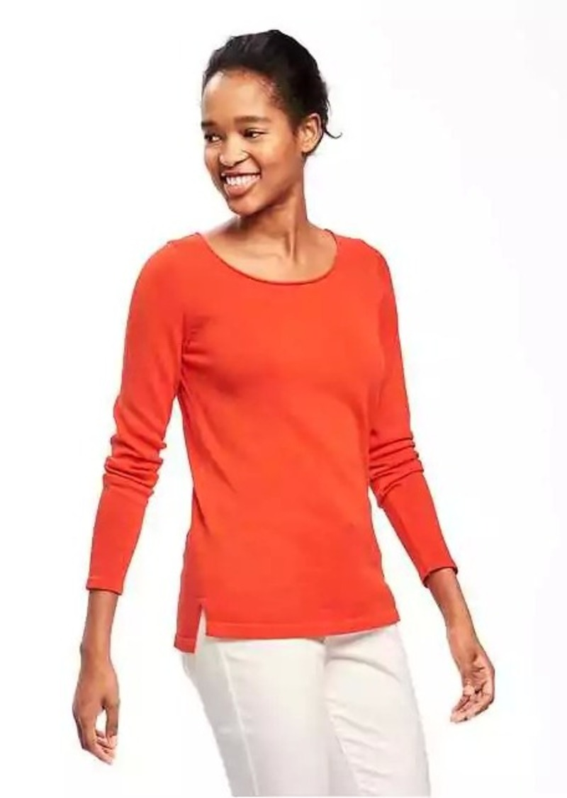 Old Navy Classic Crew-Neck Sweater for Women | Sweaters - Shop It ...