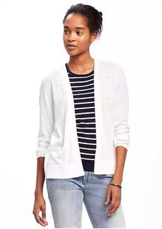Old Navy Classic Open-Front Cardi for Women