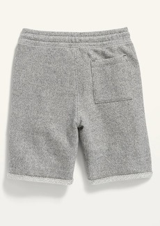 Old Navy Cozy French Terry Cut-Off Shorts for Boys