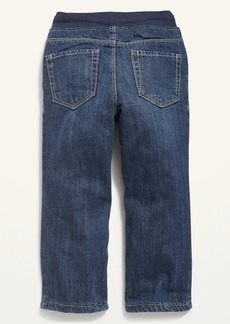 Old Navy Cozy-Lined Rib-Knit-Waist Jeans for Toddler Boys