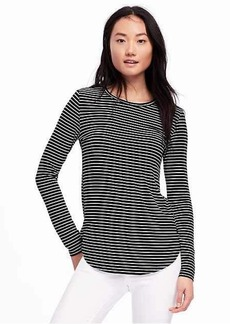 Old Navy Crew-Neck Layering Tee for Women
