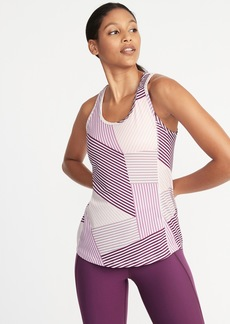 Old Navy Crossback Keyhole Performance Tank for Women
