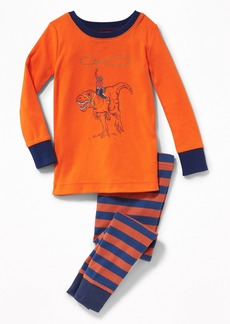Old Navy Dino-Graphic Sleep Set for Toddler & Baby