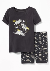 Old Navy Dinosaur Astronaut Sleep Set For Toddler & Baby