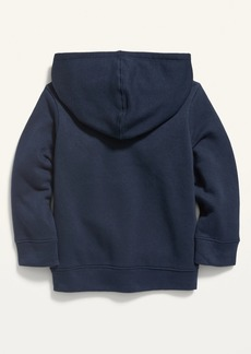Old Navy Dip-Dye Stripe Pullover Hoodie for Toddler Boys