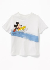 Old Navy Disney&#169 Mickey Mouse Surf Graphic Tee for Toddler Boys