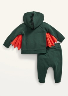 Old Navy Dragon Hoodie and Pants Set for Baby