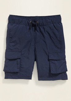 Old Navy Dry-Quick Nylon Cargo Jogger Shorts for Toddler Boys
