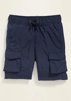 Old Navy Dry-Quick Nylon Cargo Jogger Shorts for Toddler Boys