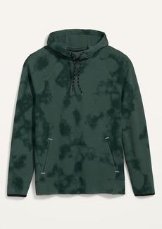 Old Navy Dynamic Fleece Tie-Dye Pullover Hoodie for Men