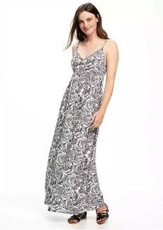 Empire-Waist Maxi Dress for Women
