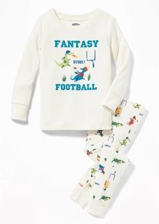 "Old Navy ""Fantasy Football"" Dragon Sleep Set for Toddler Boys & Baby"