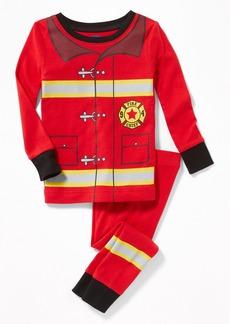 Old Navy Firefighter Sleep Set for Toddler & Baby