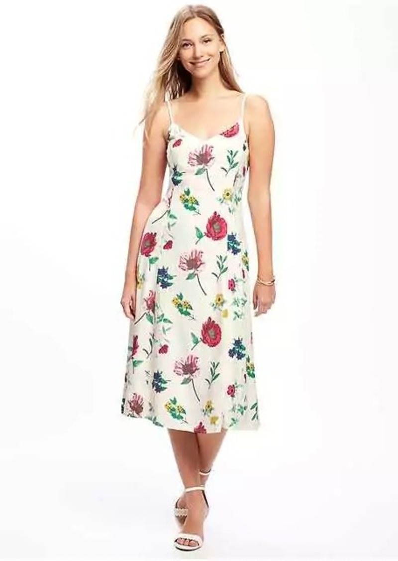 Old Navy Fit Amp Flare Cami Dress For Women Dresses