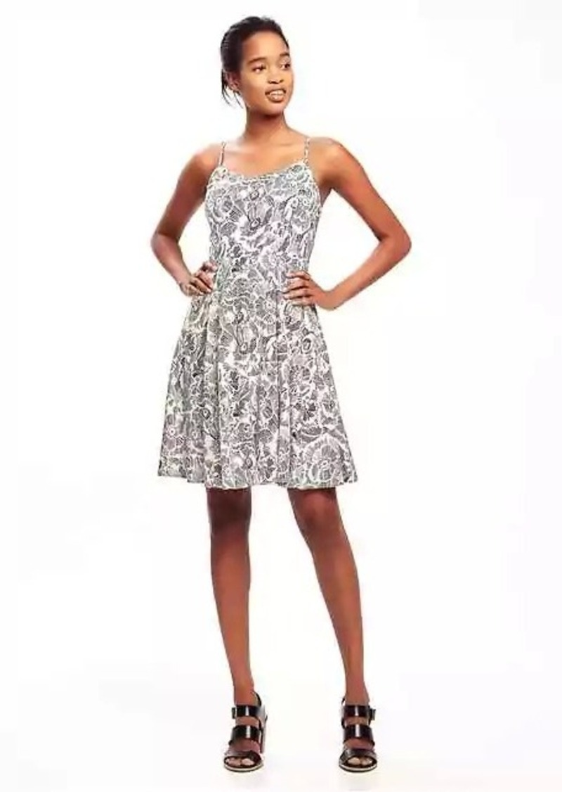 df74f5326 Old Navy Fit & Flare Cami Dress for Women | Dresses