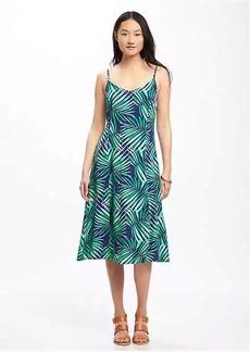 Fit & Flare Cami Midi for Women