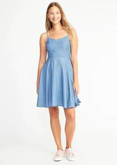 Fit & Flare Tencel&#174 Dress for Women