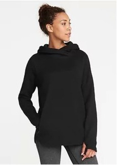 Fleece Pullover Performance Hoodie for Women