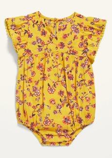 Old Navy Flutter-Sleeve Bodysuit for Baby