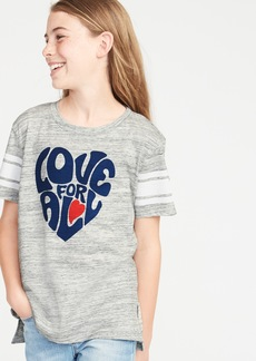 Old Navy Football-Style Graphic Tunic for Girls