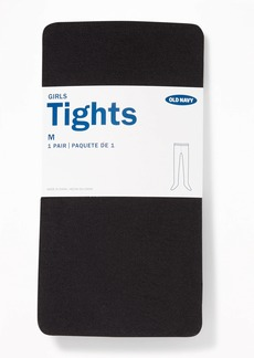 Old Navy Footed Tights for Girls