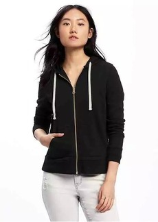 French-Terry Hoodie for Women