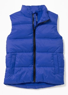 Old Navy Frost-Free Puffer Vest for Boys