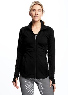 Old Navy Full-Zip Compression Jacket for Women
