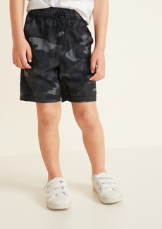 Old Navy Functional Drawstring Camo Dry-Quick Jogger Shorts for Toddler Boys