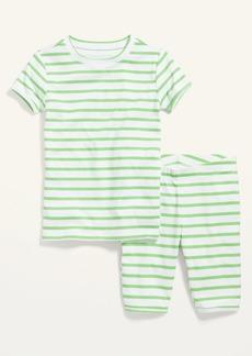 Old Navy Gender-Neutral Striped Pajama Set for Kids
