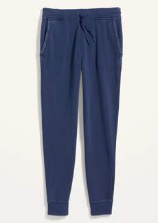 Old Navy Gender-Neutral Tapered Garment-Dyed Vintage Street Jogger Sweatpants for Adults