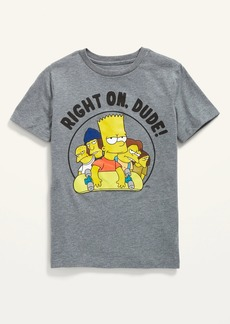 Old Navy Gender-Neutral The Simpsons&#153 Graphic Tee for Kids
