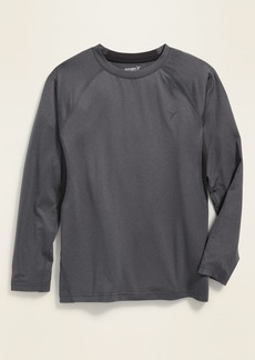 Old Navy Go-Dry Base-Layer Tee for Boys