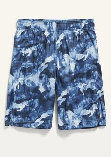 Old Navy Go-Dry Camo-Print Mesh Shorts for Boys