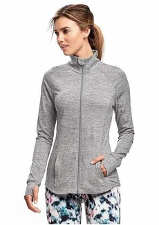 Old Navy Go-Dry Cool Compression Jacket for Women