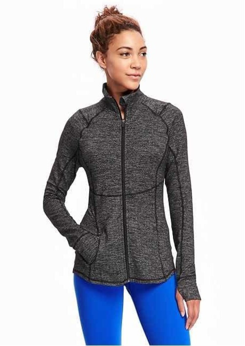 dd7866a6262 Old Navy Go-Dry Cool Herringbone Compression Jacket For .