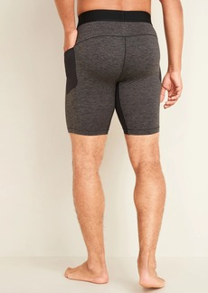 Old Navy Go-Dry Cool Odor-Control Base Layer Shorts for Men -- 9-inch inseam