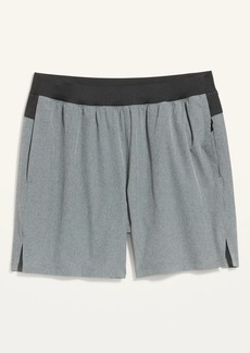 Old Navy Go-Dry Cool Run Shorts for Men -- 7-inch inseam