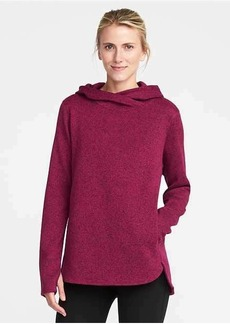 Fleece Pullover Performance Hoodie for Women