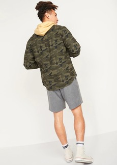 Old Navy Go-Dry French Terry Performance Jogger Shorts for Men -- 9-inch inseam