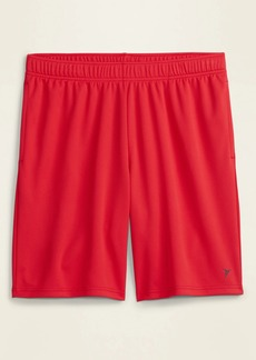 Old Navy Go-Dry Mesh Performance Shorts for Men -- 9-inch inseam