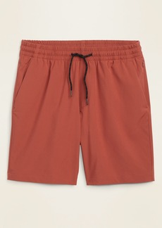 Old Navy Go-Dry Shade Hybrid Jogger Shorts for Men -- 9-inch inseam