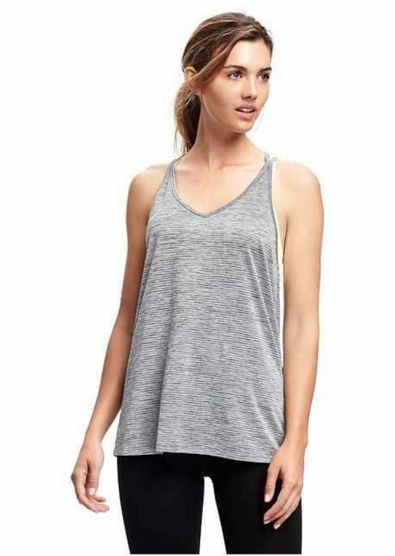 Old Navy Go-Dry Strappy Tank for Women