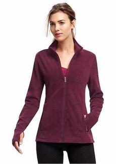 Old Navy Go-Warm Performance Fleece Full-Zip Jacket for Women