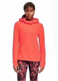 Old Navy Go-Warm Performance Fleece Pullover Hoodie for Women