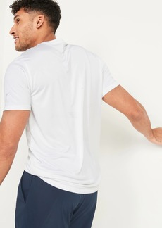 Old Navy Graphic Go-Dry Cool Odor-Control Core Tee for Men