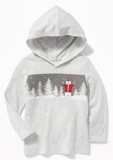 Old Navy Graphic Hoodie for Toddler Boys