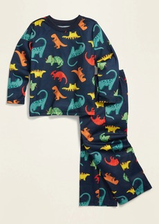 Old Navy Graphic Loose-Fit Pajama Set for Toddler & Baby