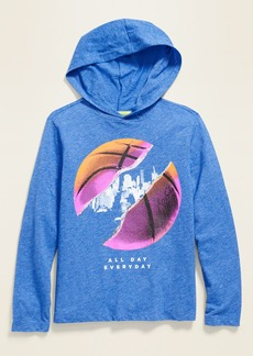 Old Navy Graphic Pullover Tee Hoodie for Boys